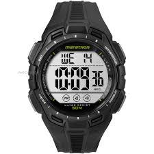"""timex watches men s timex expedition watch shop comâ""""¢ mens timex marathon alarm watch tw5k94800"""