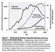 essay on tobacco and cancer diseases biology relationship between cigarette smoking and lung cancer in the united states