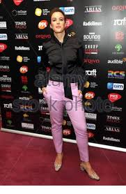 Charlotte Webster attending The Audio and Radio Industry Awards ...