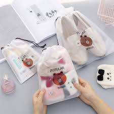 <b>Transparent Cosmetic Bag Travel Makeup Case</b> | TopFis