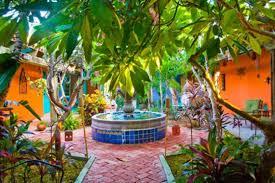 Small Picture Contemporary Mexican Garden Design Boxhill Design