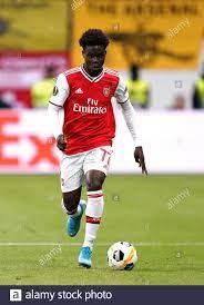 Bukayo Saka, Arsenal Stockfotografie - Alamy