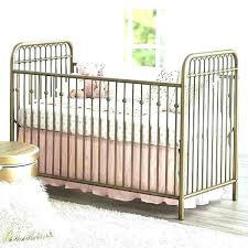 vintage baby beds antique wrought iron crib cast best cribs images on within metal by ideas