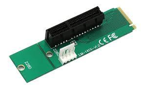 <b>Аксессуар Адаптер Espada</b> Riser Card M2 to PCI-e x4 EM2-PCIE ...