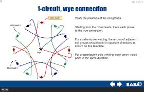how to wind three phase stators