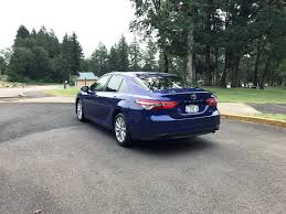 2018 toyota blue. simple blue 2018 toyota camry le trim interior sinclair broadcast group  jill  ciminillo on toyota blue