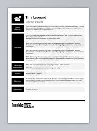 Free Resume Templates Good Template Sample Job For A Throughout