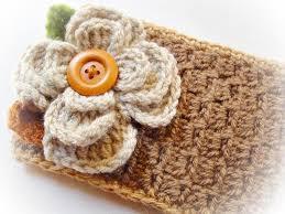 Crochet Flower Pattern For Headband Simple 48 Quick And Easy Crochet Flower Headband Patterns