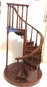 salesmansampleantiquestylewoodspiralstaircasedoll handmade wooden spiral staircase s46 spiral