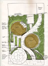 Small Picture base plan roof terrace garden design idea Garden Zen Chi
