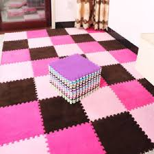 3 Pcs Baby Crawling Mat Kids Play Puzzle EVA Foam Non slip Carpet
