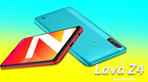 LAVA Z4 - Full Specifications ...