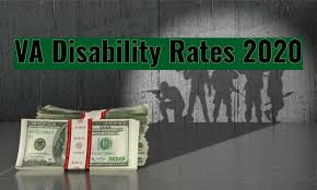 Va Rating Pay Chart 2020 Va Disability Rates The Complete Guide Va Claims