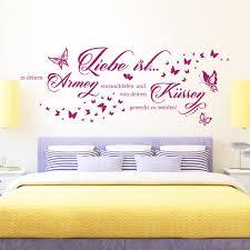 Wandtattoo Liebe Ist In Deinen Armen Einzuschlafen