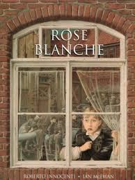 Image result for rose blanche