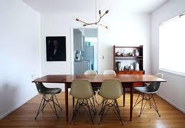 Swarovski Crystal Chandelier Part Contemporary Decoration Modern - Rustic modern dining room ideas