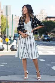 Mixing Patterns Interesting 48 Ways To Mix Patterns Like A Fashion Blogger