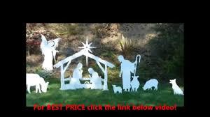 medium outdoor nativity sets s outdoor decorations nativity sets you