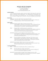 resume-for-university-application-resumes-5 7+ resume for university