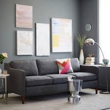 who makes west elm furniture. Hamilton Upholstered Sofa (206 Cm) Who Makes West Elm Furniture L