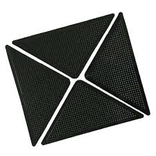 rug carpet mat grippers non slip anti skid reusable washable silicone gr to gripper best for