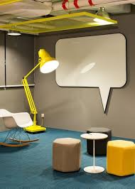 colorful office space interior design. Exellent Space Colorful Office Space  Office Spaces Architecture Interior Design  Modern Officespaces Interiordesign Httpswwwstatements2000com And Space Interior Design U