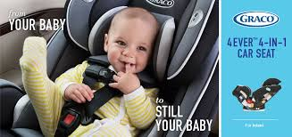 Graco - 4Ever All-in-1 Car Seat Rockweave [NEW] BabyOnline