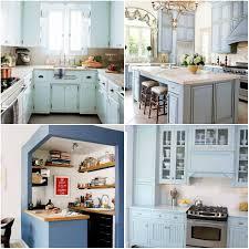 Blue Kitchen Decorating Blue Kitchen Design Ideas Home Interior Design Kitchen And