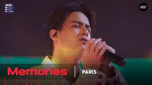 Memories – Maroon 5 | PARIS l JOOX World Music Day 2020 Live - YouTube