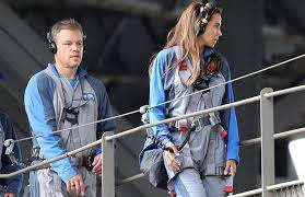 Matt Damon and family take in Australia ...