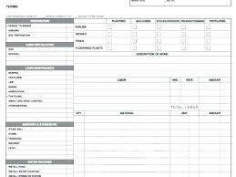 Catering Invoice Template Excel Simple Repair Invoice Template Back Charge Labour Charges Format In Excel