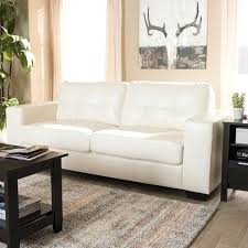 contemporary white leather sofa contemporary white faux leather sofa by studio 954 contemporary white italian leather sectional sofa