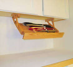 Check out Under Cabinet Mounted Knife Rack, Ultimate Kitchen Storage.Great  gift idea on spiceracksandmore