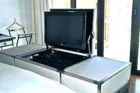 tv lift diy cabinet outdoor motorized ceiling lifts ottoman tv lift