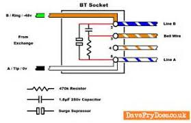wiring diagram for wall socket images wiring diagram wall jack useful wiring diagram of uk telephone socket