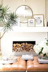over fireplace decor home decorative fireplace screens