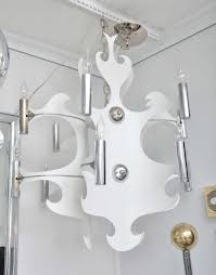 cardboard cut out chandelier designs