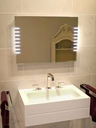 bathroom mirrors with lights. Platinum Wide LED Light Bathroom Mirror Mirrors With Lights H