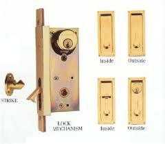 baldwin door lock. Pocket Door Lock Baldwin