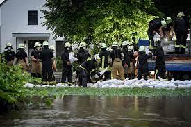 Almanya'da sellerde hayatını kaybedenlerin sayısı 58'e yükseldi