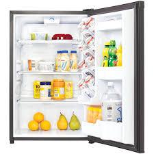 mini refrigerator without freezer. Plain Mini Amazoncom Danby DAR044A4BDD3 Compact All Refrigerator 44 Cubic Feet  Black Appliances Inside Mini Refrigerator Without Freezer T