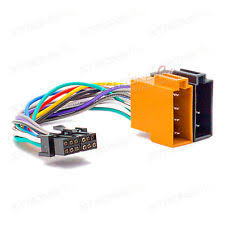 chinese car radio stereo 12 pin molex iso connector white clear Aerospace Wire Harness at Lg 3 Wire Harness