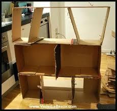 diy cardboard furniture. Diy Cardboard Furniture Box Tutorials Build