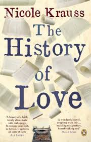 I READ A BOOK: The History of Love by Nicole Krauss
