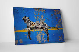 on yankees canvas wall art with banksy yankee tiger gallery wrapped canvas wall art