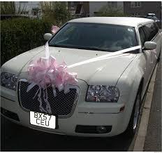 Wedding Car Decorate Decoration Wedding Flower For Wedding Limousine Wedding Car 3sets