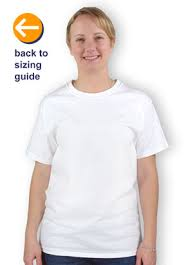 Customink Sizing Line Up For Hanes Comfortsoft Tagless T