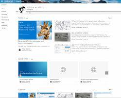 Collaboration Portals In Office 365 New Signature
