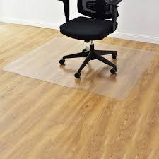 vinyl floor mats for office chair runners mat computer carpet best hardwo