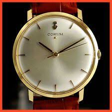 men s corum admirals cup 18k yellow gold stainless steel vintage vintage corum automatic 18k solid yellow gold mens watch